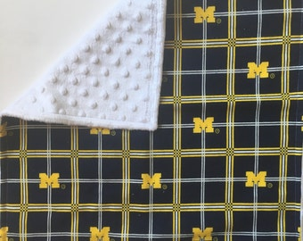 University Of Michigan Etsy