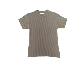 90s The Limited Ribbed Top