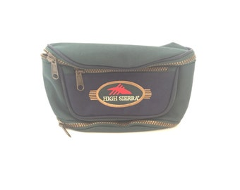 Vintage High Sierra Fanny Pack