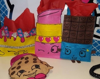 Shopkins candy bags