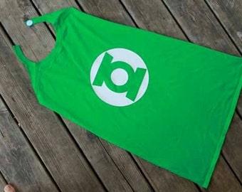 Green Lantern Cape