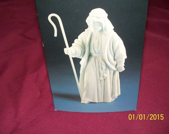 1983 Avon Nativity Collectible -The Shepard