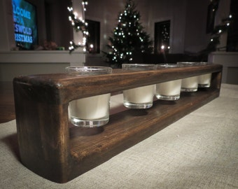 Floating Candle Centerpiece- FREE SHIPPING!