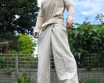 Hemp Thai Fisherman Pants. Made to last.
