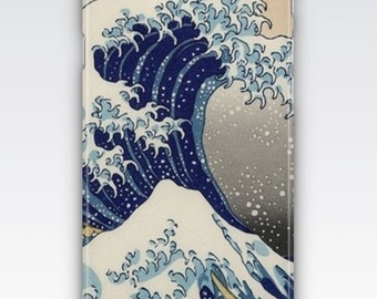iPhone 6 Case, iPhone 6 Plus Case, iPhone 5s Case, iPhone SE Case, iPhone 5c Case, iPhone 7 case - The Great Wave off Kanagawa by Hokusai