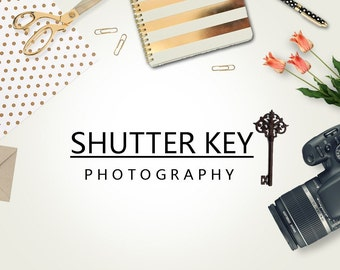 PHOTOGRAPHY LOGO WATERMARK