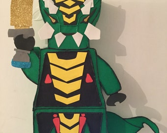 Ninjago pinata Inspired. Ninjago piñata. Ninjago birthday Party. Ninjago Party decoration.