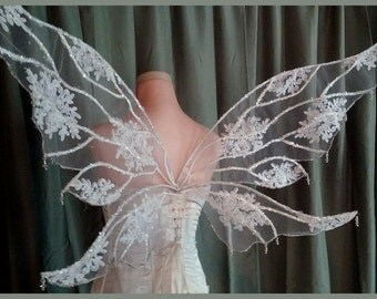 Beautiful Fairy Wedding Wings