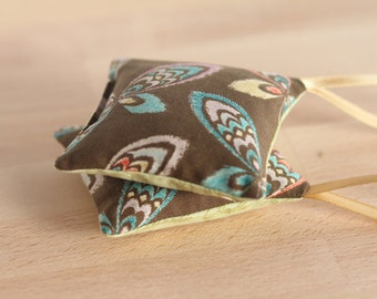 Organic French Lavender Sachets - fresh from the farm - Calm Butterfly
