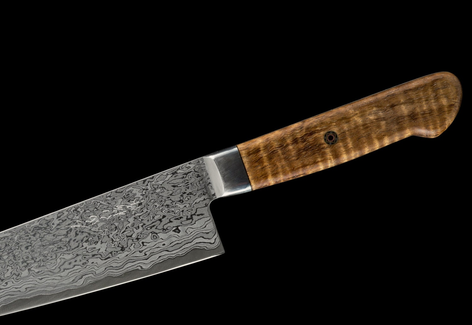 Kitchen Knives In The World World S Most Beautiful Kitchen Knife Oishi Gyuto 180mm