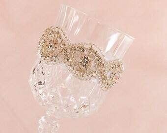 Bracelet, rhinestone bracelet, Crystal bracelet, wedding bracelet, bridal bracelet