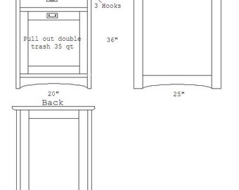 Special Listing Kitchen Island