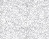 Desert Bloom - Scallop Dot White - Rae Ritchie - Dear Stella (STELLA-SRR512-WHITE)