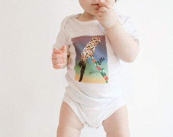 """Animal"" baby Bodysuit"