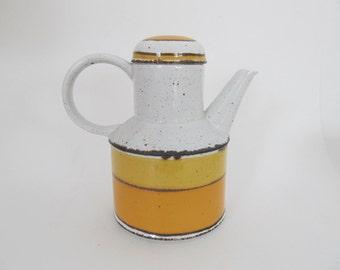 Midwinter England Stonehenge Sun Teapot/Coffee Pot