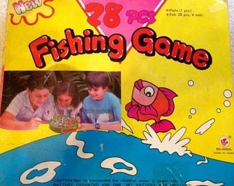 28 pcs Fishing Game