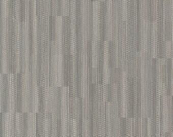 Textured Geometric Grazed Block Wallpaper R4418