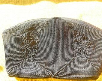 Black Vintage Clutch