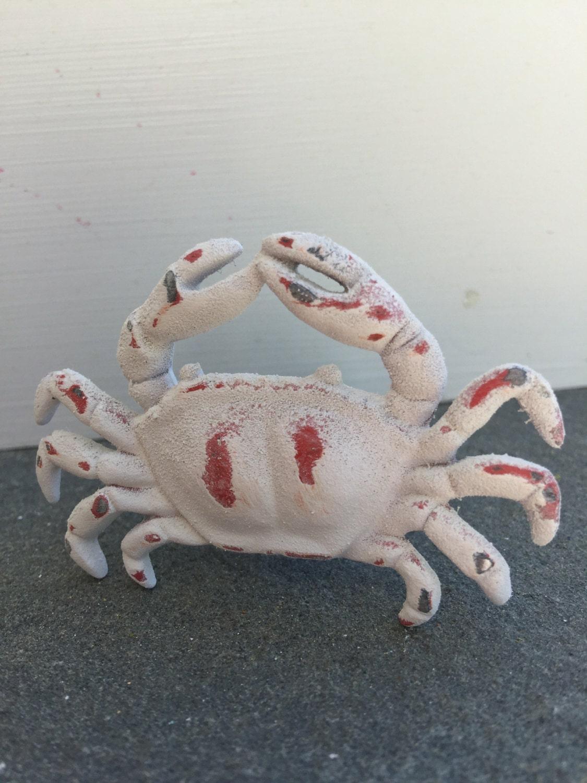 Crab Crab Drawer Pull Crab Knob White Crab Knobs Drawer