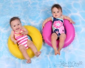 Water Photography Backdrop / Summer Pool / Water Ripple - Portrait Photo Shoots - Fab Vinyl  (FD6018)