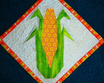 Corn Cob Potholder Pattern
