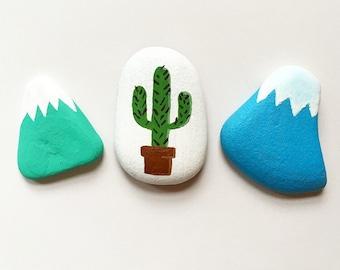 Desert rocks