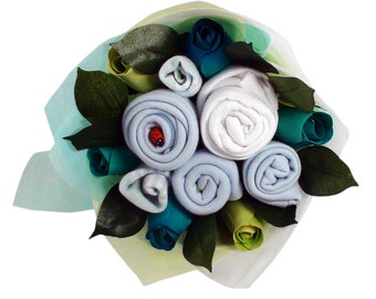 Blue Baby Monkey Bouquet