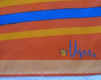 "Vintage Vera Neumann Scarf ~ 26"" x 26"" ~ Item # 212"