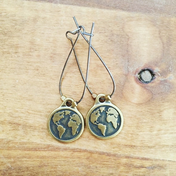 Pangea Earrings