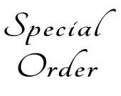 Special order 9 x 12 New Spring Hare Print for marymaldonado662