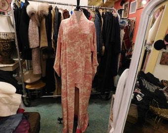 Vintage Kimono  one size