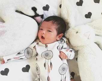 Crib Sheet Black Hearts // Additional Colors, Fitted Crib Sheet, Baby Bedding, Crib Bedding, Organic Crib Sheet, Crib Sheets,Black and White