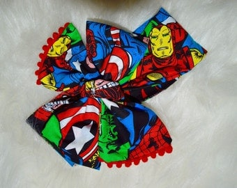 Marvel Super Hero Headwrap