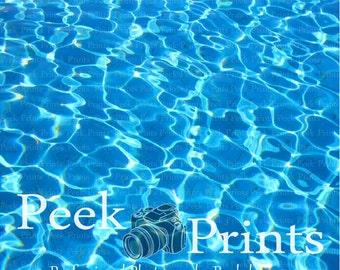 Pool Water Splash pool water | etsy
