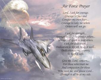 Military Air Force Prayer