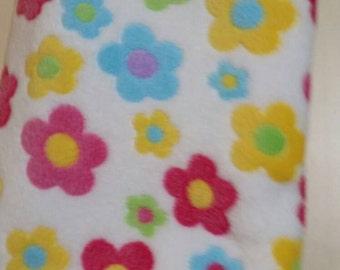 Baby blanket. Minky. Cotton flannelette.