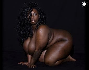 Naked Ebony Bbw 39