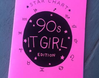 Star Chart : 90s It Girl zine