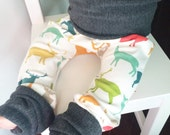 Organic Hip Baby Pants, Outdoor Baby Clothes, Hipster Baby Pants