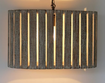 Metsa wooden pendant light - ON SALE!!