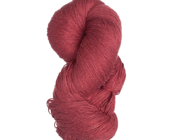 Soy Yarn - Lace/Fingering Weight - Marsala