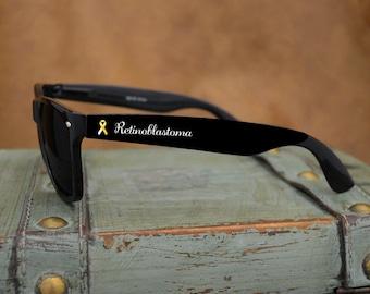 Retinoblastoma Awareness Wayfarer Sunglasses - AWRTN43191