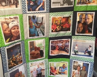 Memory/Picture Quilt- price is per square:)
