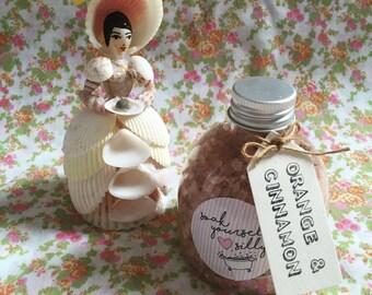 100% natural pink Himalayan bath salts 150ml