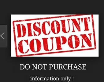 Coupon Code  Discount Code