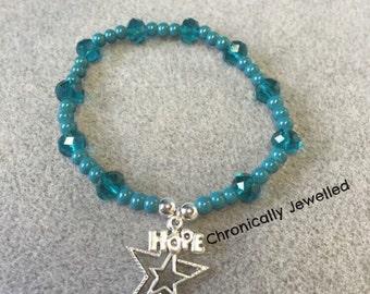 OCD/Anxiety Awareness Bracelet