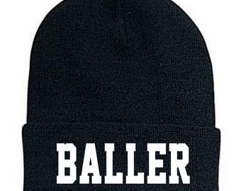 BALLER beanie, Baller beanie hat