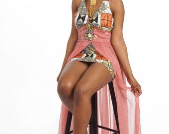 The PINK PASTEL dress