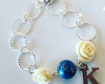 ON SALE!* Roses for K Bracelet