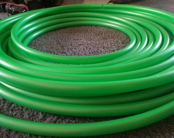 Uv reactive key lime metallic green